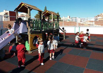visita colegio infantil 7