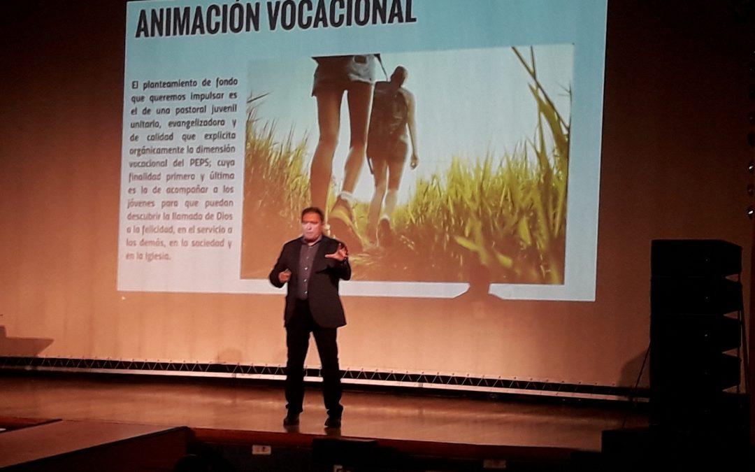 La casa salesiana San Juan Bosco de Valencia acoge las Jornadas de Pastoral Juvenil