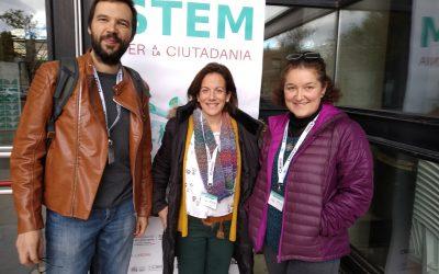 El colegio participa en el II Congrés internacional CTEM