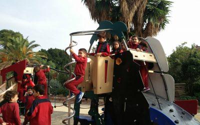 El alumnado de segundo de Primaria disfrutó de un precioso día de excursión en el Parque Infantil de Tráfico de Viveros