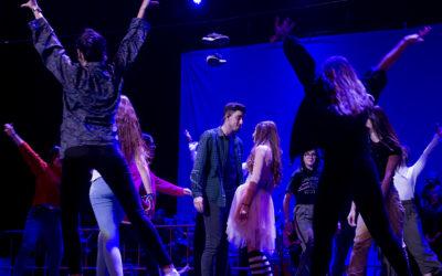 El colegio salesiano San Juan Bosco de Valencia ha dado vida al musical sobre Jesús, en el siglo XXI