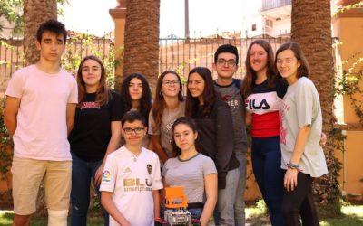 Salesianos San Juan Bosco Valencia finalista del concurso UP! STEAM de ingeniería