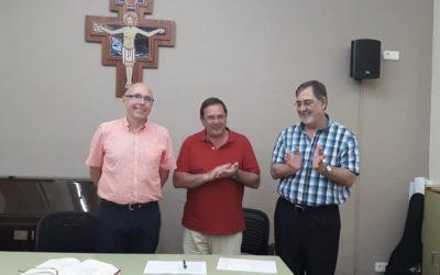 Fernando Navarro Romero nuevo director de la casa salesiana San Juan Bosco de Valencia