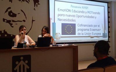 El curso concluye con un claustro final en el que se presentan próximos proyectos europeos Erasmus+ y premios concedidos al colegio