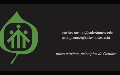Lanzamiento del vídeo de presentación Colegio Verde