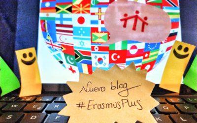 El colegio estrena nuevo blog Erasmus Plus