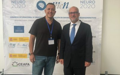 El colegio presente en el VII Congreso Internacional de investigación e innovación en enfermedades neurodegenerativas