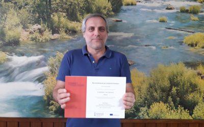 El colegio recibe el reconocimiento de la Conselleria d'Educació por el proyecto AmiAble