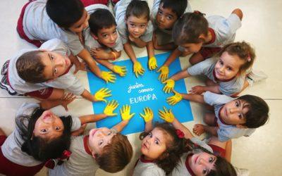 El colegio celebra los Erasmus Days dando difusión a los programas europeos del centro