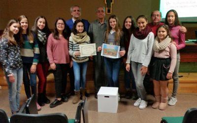 El Belén del colegio obtiene el primer premio del Arzobispado de Valencia