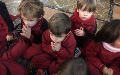 La etapa de Infantil celebra el Adviento y la Navidad