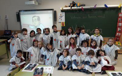 """""""Com sóc"""" es el título del último proyecto trabajado en Educación Infantil 5 años"""