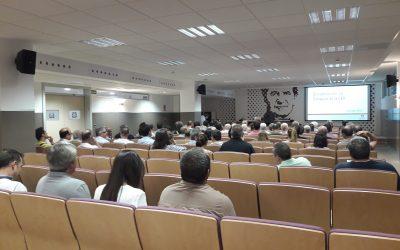 La casa salesiana San Juan Bosco de Valencia acoge uno de los Encuentros Inspectoriales de miembros del Consejo de la Obra/CEP