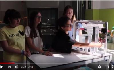 Proyectos de la Feria de las Ciencias del alumnado de ESO premiados en la Liga Roctar organizada por la Universidad Carlos III de Madrid
