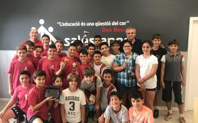 Los XVIII Juegos Intersalesianos 2018 en Valencia marcados por el éxito y la deportividad