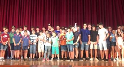 El Club Deportivo Don Bosco presenta su crónica del mes de junio