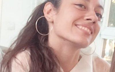 La alumna de primero de Bachillerato, Carla Castillo, disfruta de la beca del Ministerio de Educación para participar en el Campus Científico de Verano 2018