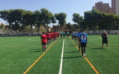 El Club Deportivo Don Bosco presentea su crónica del mes de septiembre