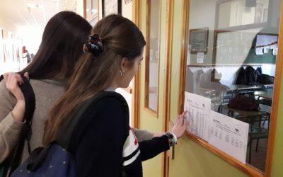 El colegio organiza los exámenes de inglés y francés de A2, homologados por la Consellería de Educación