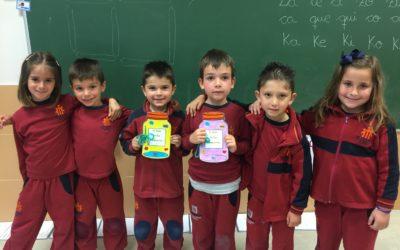 Infantil celebra el Día del Libro