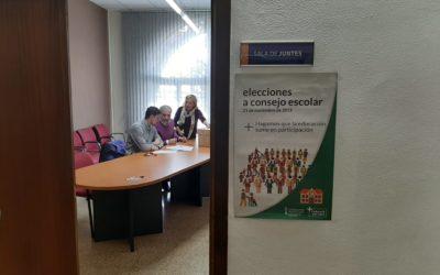Resultats de les Eleccions al Consell Escolar després d'una campanya i jornada electoral plena d'il·lusió i participació
