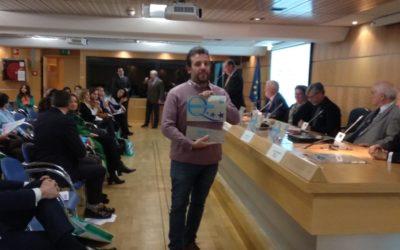 El colegio recoge en la sede de la Comisión Europea en Madrid la renovación del reconocimiento 500+ por su excelencia en gestión e innovación educativa