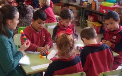 La etapa de Educación Infantil se inicia en la aventura de las «Ludomates»